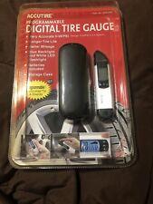 Accutire Programmable Digital Tire Guage