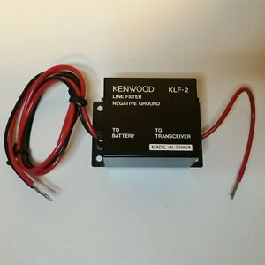 Kenwood KLF-2 Line Filter