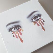 kylie cosmetics palette eyeshadow kyshadow burgundy mac cosmetics