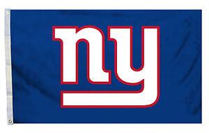 3x5 outdoor Flag - NFL Football - New York Giants