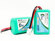 2x SportDog FR200 Battery Replacement (Receiver), 4.8V, 150mAh, NIMH