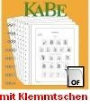 Kabe bi-collect Bund 1993 Vordrucke (K831 l