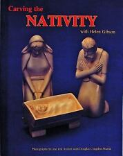 Carving the Nativity with Helen Gibson by Douglas Congdon-Martin , Brand New
