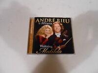 ANDRE RIEU & MIRUSIA-WALTZING MATILDA-18 TRACK CD-AUSTRALIA-2008