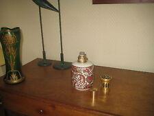 LAMPE BERGER ANCIENNE K.P.PILLIVUYT FRANCE BON ETAT