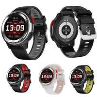 DT NO.1 DT68 Waterproof Bluetooth Fitness Tracker Sports Smart Watch Wristband