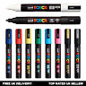 Uni POSCA PC-5M LACK MARKIER STIFT Kunst-Set - Most Popular Farben - 10