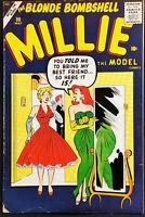 Rare Millie The Model #90 FN-/FN 1959 Gorgeous Copy Stan Lee Dan DeCarlo HTF GGA