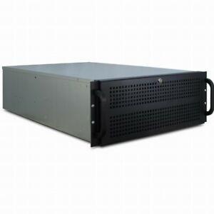 Inter-Tech IPC 4U-4129-N - Server Rack - ATX,EATX,EEB,Mini-ITX,uATX