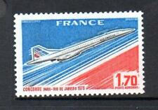 FRANCE MNH 1976 SG2101 AIR - CONCORDE'S FIRST COMMERCIAL FLIGHT