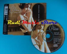 CD Singolo Celine Dion Falling Into You  COL 662877 2 EUROPE 1996 no mc lp(S25)