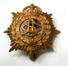 British World War I Army Service Corps Cap Badge Very Good Condition