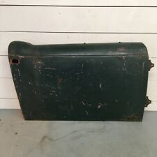 Original 1962 Triumph TR4 Right Door Assembly OEM