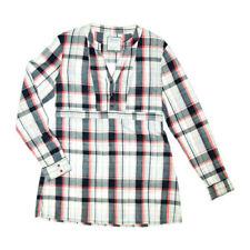 Karierte Esprit Damenblusen, - tops & -shirts im Tunika-Stil
