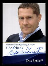 Udo Schenk In aller Freundschaft Autogrammkarte Original  Signiert ## BC 39743