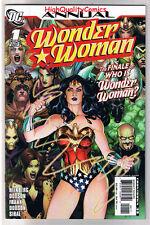 WONDER WOMAN Annual #1, Dodson, Batman,Flash, 2007, VF, more WW in store