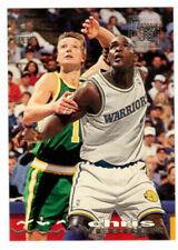 Carte collezionabili basketball Golden State Warriors