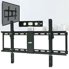 """Tilt Universal TV Wall Mount Bracket For 32 42 50 55 60 65 70 85"""" LED LCD Plasma"""