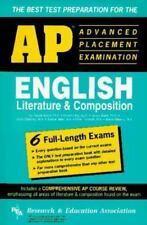 AP English Literature & Composition (REA) - The Best Test Prep for the AP Exam