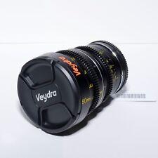 Veydra 50mm Cine Lens - Sony E Mount - Near Mint - New Caps
