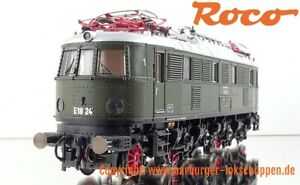 Roco 43661 Elektrolok E18 24 DB Ep:III + Zimo Digital Decoder Werkstattgeprüf(TH