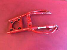 D33 Ducati Monster S4R Testastretta Heckrahmen Rahmen Heck