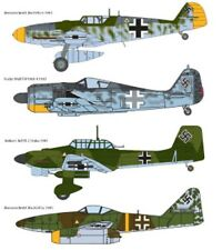 NEW 1:72 Xtradecal X72036 Luftwaffe WWII Swastikas Various styles