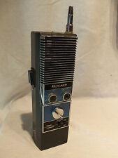 Vintage Midland 13-762 Handheld 5 Watt 3 Channel CB Radio for Parts or Repair