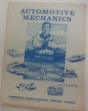 Automotive Mechanics Magazine AT-16 Thru AT-20 1973 060515R