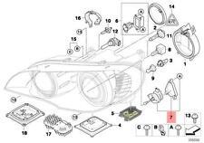 Genuine BMW X5 E70 X3 E83 FARO livellamento MOTORE RIPARAZIONE KIT OEM 63123448961