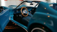 Franklin Mint 1968 Corvette Sport Coupe 427 New w/Box/Pack/Docs  B11RH47 1:24