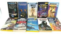 10 Book Lot JOHN BRUNNER Science Fiction SF SciFi Fantasy