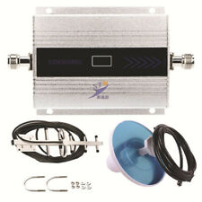 LCD GSM 900MHz Cell Phone Signal 3G Repeater Booster Amplifier Extender Antenna
