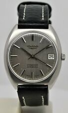 Longines Conquest Automatic 1529-1 stainless steel gents watch