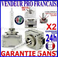 2 D1S AMPOULES XENON LAMPE FEU PHARE 35W HID 12V 5000 6000 8000 POUR ALFA ROMEO