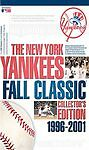 The New York Yankees Fall Classic Collectors Edition 1996 - 2001 DVD Box Set NEW