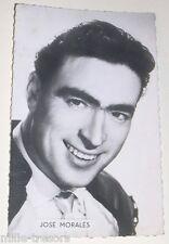PHOTOGRAPHIE du Chanteur José MORALES à ses débuts - Photo 2