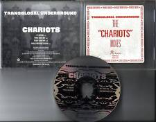 Transglobal Underground REMIXS PROMO CD NATACHA ATLAS