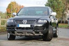 VW Touareg Frontspoiler Unterfahrschutz King Kong 2002-11/2006 Spoiler Ansatz