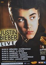 Justin Bieber-a2 Poster (XL - 42 X 55 cm) - Believe tour captures collection