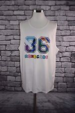 Puma x Dee and Ricky Tank Top Jersey NYC Retro Renegade Sz 2XL NWT MSRP $65.00