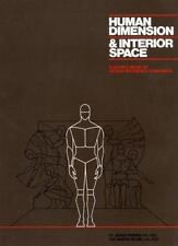 Human Dimension and Interior Space : A Source Book of Design Reference Standards
