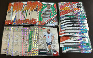 2021 Mosaic UEFA Euro Inserts Breakaway Give and Go Will to Win Prizm Pick PYC