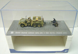 Krupp Protze L2H143 (Kfz.69) And Pak 35/36, Solido/Warmaster, 1:72, Done, New