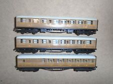 Collection of LNER Coaches for Hornby OO Gauge Train Sets