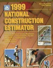 1999 National Construction Estimator/Book and CDROM (47th/Bk&dk ed)
