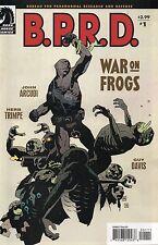 BPRD War On Frogs #1 (NM)`08 Arcudi/ Trimpe