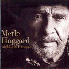Working in Tennessee 0015707820820 by Merle Haggard CD