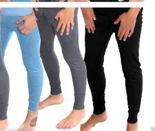 Men`s Thermal Warm Winter Long John Bottom Pant Trouser Base Layer Ski Wear