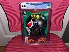 Batman Vengeance of Bane II #nn CGC 9.8 White Pages